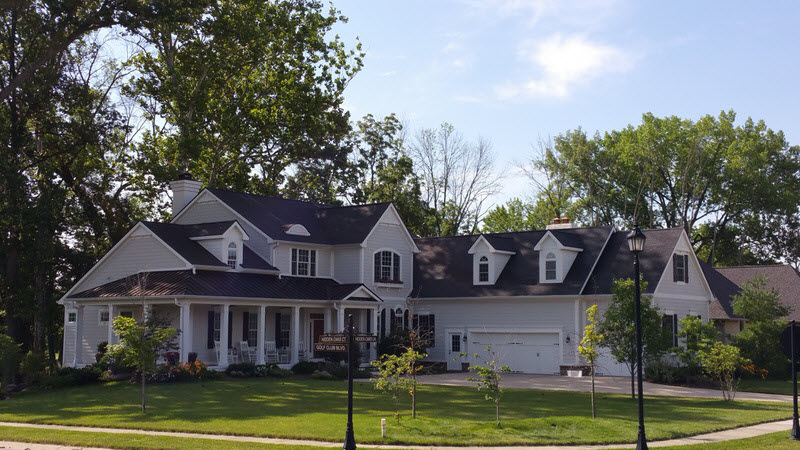 Completed Roofs Indianapolis Roofing Contractors